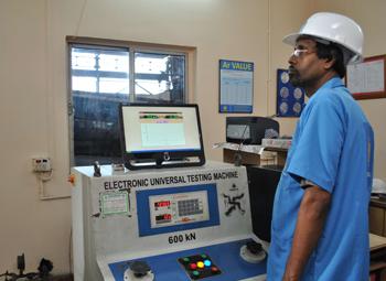 tmt bar manufacturing process