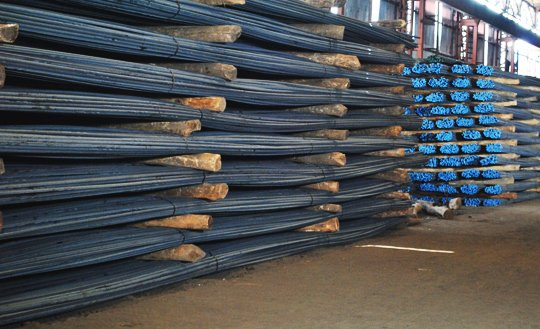 TMT Rebars Manufacturer and Supplier in India | Shyam Steel