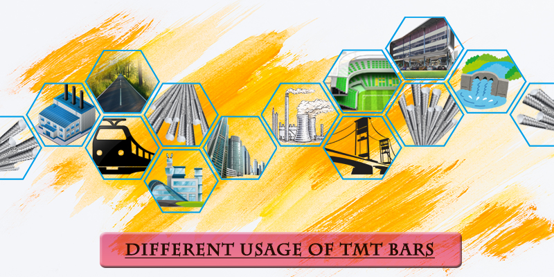 what-are-the-usage-of-TMT-Bars