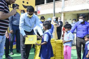 csr initiative by shyam steel